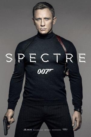 James Bond- Spectre Colour Teaser