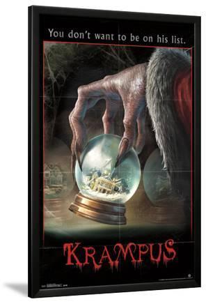 Krampus- One Sheet