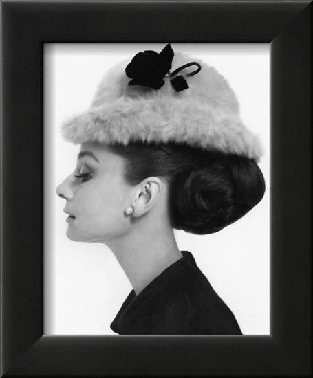 98a2d47637f27 Vogue - August 1964 Framed Print Mount by Cecil Beaton at AllPosters.com