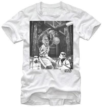 Star Wars- Wookie Dunk
