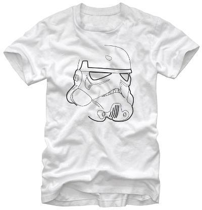 Star Wars- Trooper Outline