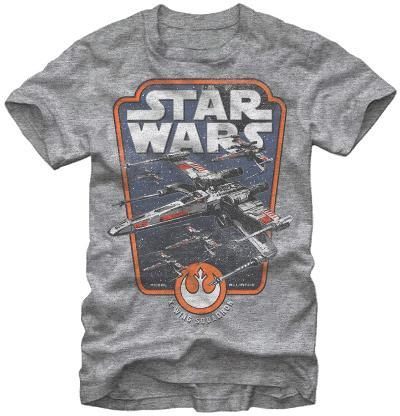 Star Wars- Red Squadron