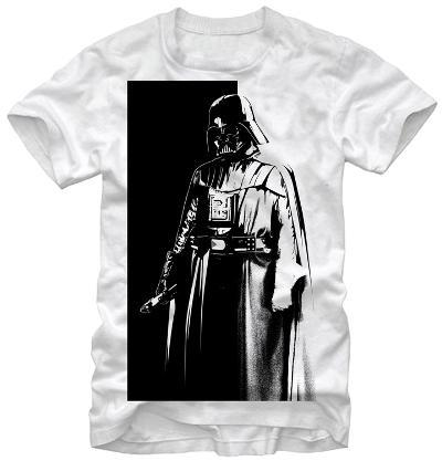 Star Wars- Vader Black & White