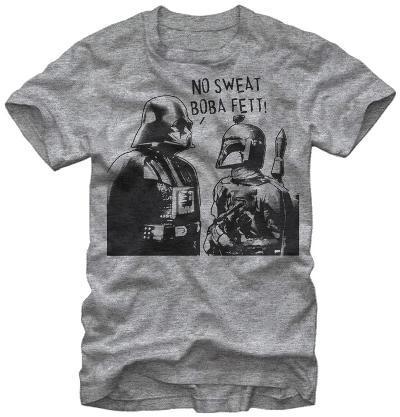 Star Wars- No Sweat Boba