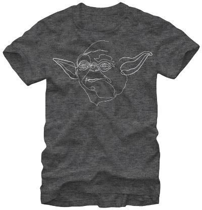 Star Wars- Yoda Outline
