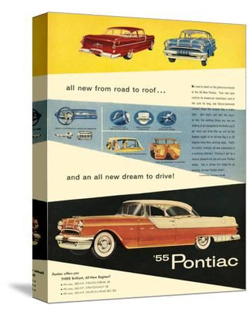 1955 GM Pontiac - Road to Roof