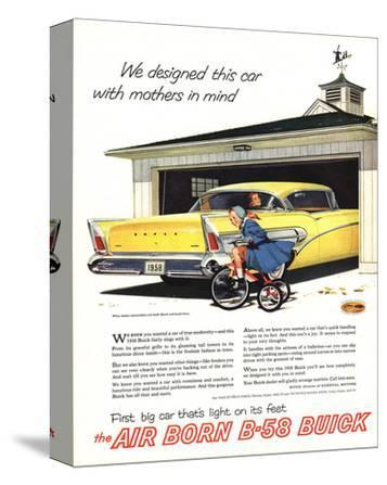 1958 GM Buick- Mothers in Mind