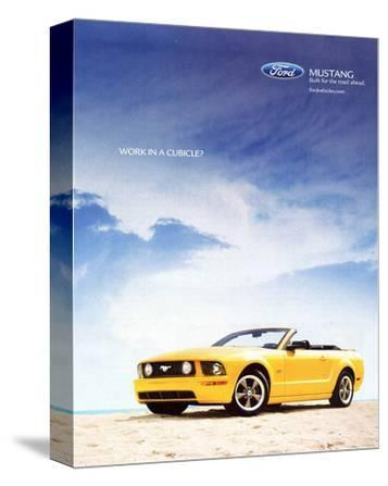 2005 Mustang-Work in a Cubicle