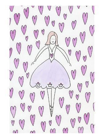 Ballerina Hearts