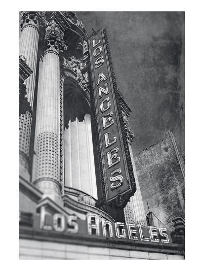 Los Angeles Theater Marquee Poster At Allposters Com