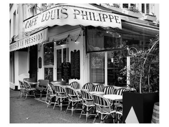 Cafe Louis Philippe Paris Menu