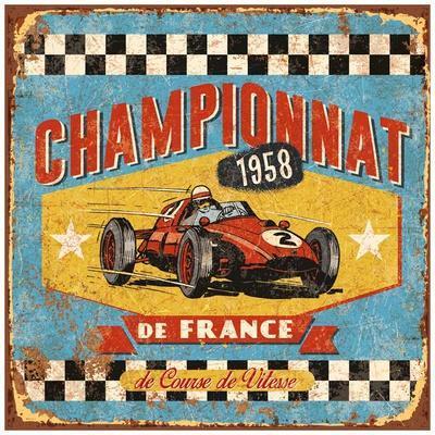 Championnat 1958