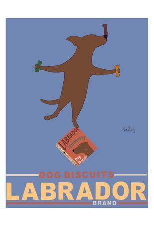 Labrador Brand - Chocolate Lab