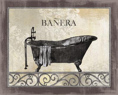 Bath Silhouette III