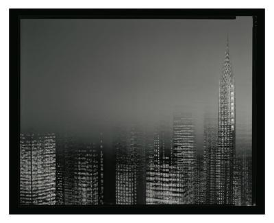 Chrysler Building Motion Landscape #2