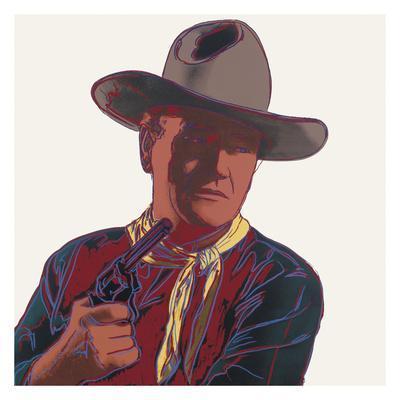 Cowboys & Indians: John Wayne, 1986