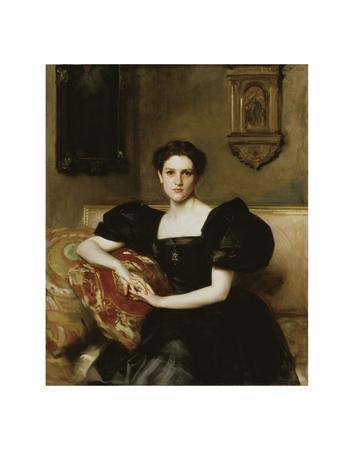Elizabeth Winthrop Chanler (Mrs. John Jay Chapman), 1893