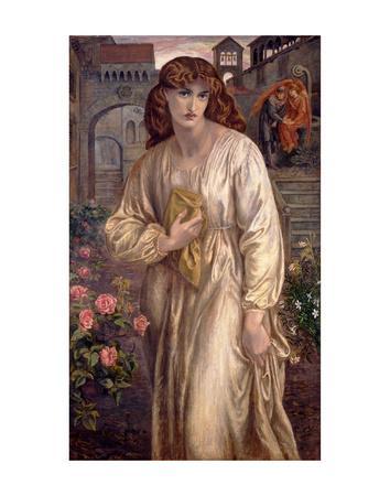 Salutation of Beatrice, 1880-82