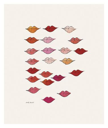 Stamped Lips, c. 1959