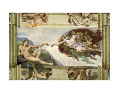 The Creation of Adam (Full)