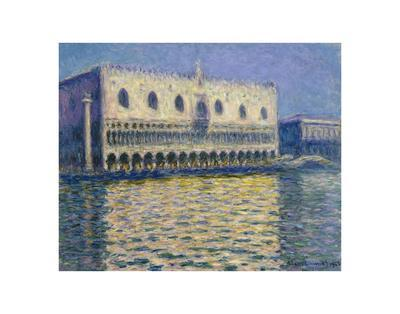The Doges Palace, 1908