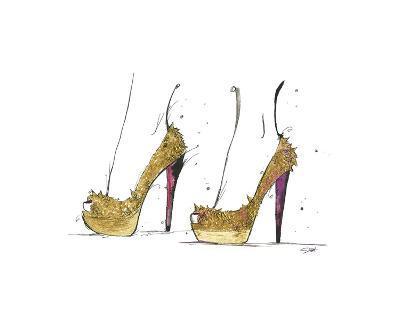 The Golden Heels