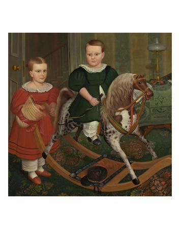 The Hobby Horse, ca. 1840