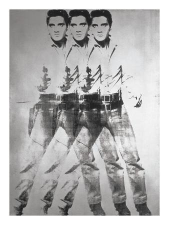 Triple Elvis®, 1963