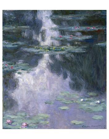 Water Lilies (Nympheas), 1907