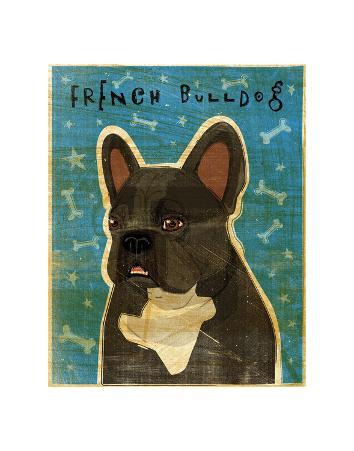French Bulldog (Black and White)