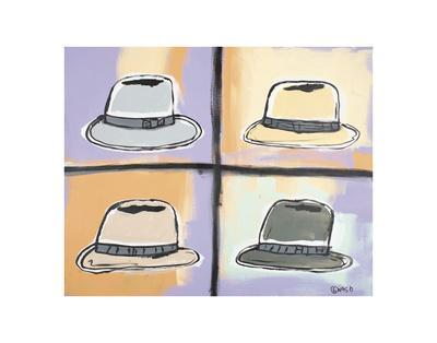 Four Hats