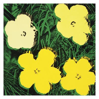 Flowers, 1970 (4 yellow)