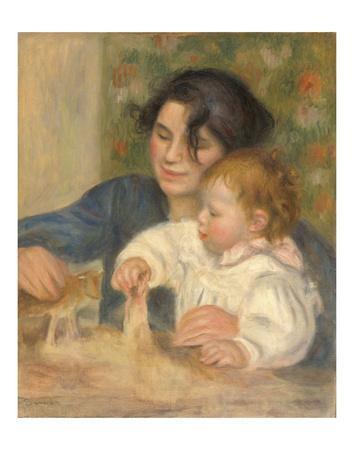 Gabrielle et Jean, 1895-1896