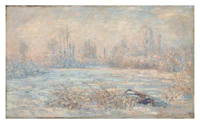 Le Givre, 1880