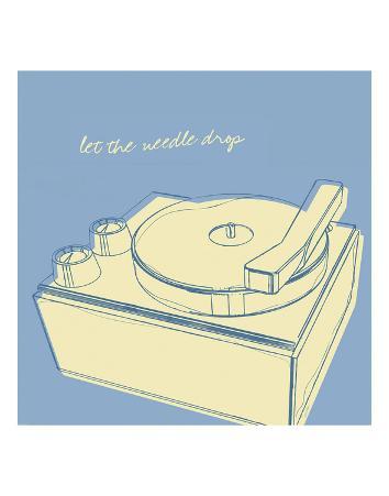 Lunastrella Record Player (square)
