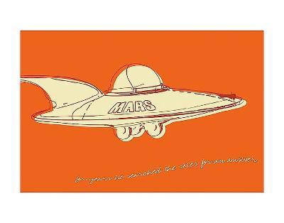 Lunastrella Flying Saucer