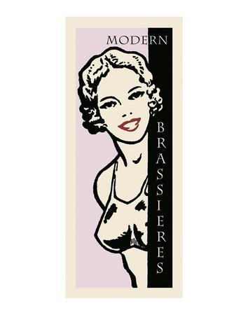 Modern Brassieres