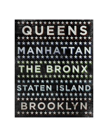 New York Hoods (b/w)