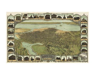 Oakland, California, 1900
