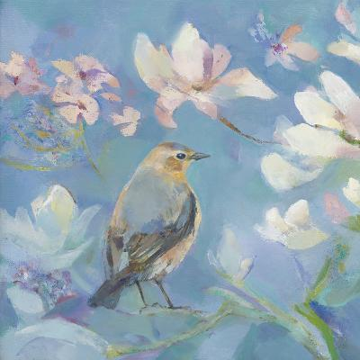 Birds in Magnolia - Detail I