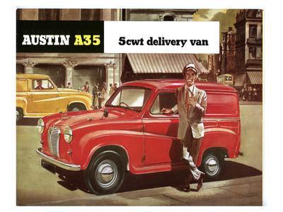 Austin A35 5Cwt Delivery Van