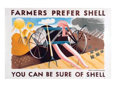 Farmers Prefer Shell