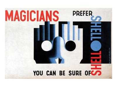 Magicians Prefer Shell