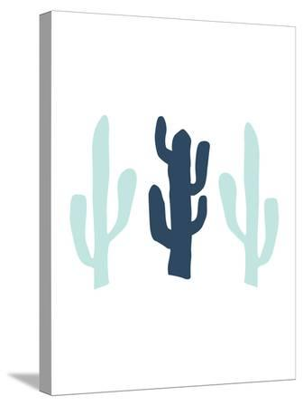 Navy Mint Cactus