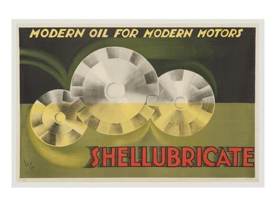 Shellubricate Modern Oil