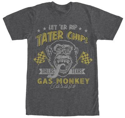 Gas Monkey- Tater Chip