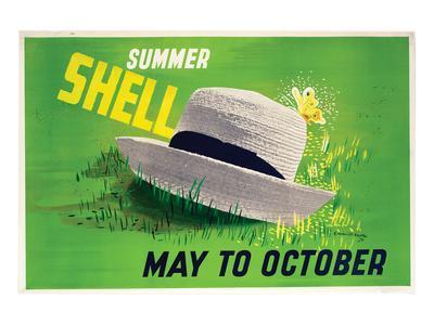 Summer Shell May to October