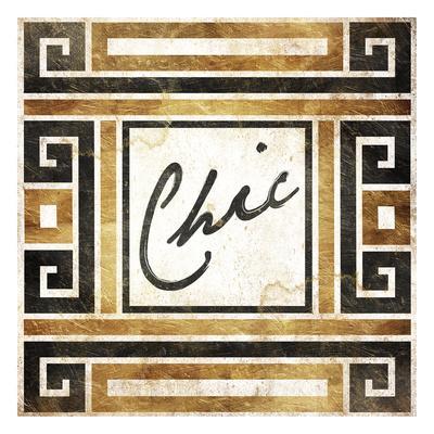 Greek Key Chic