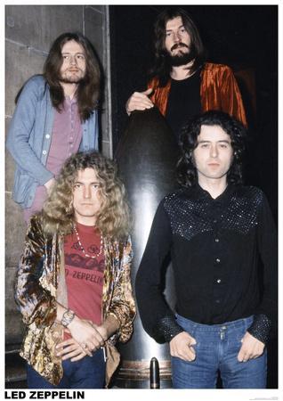 Led Zeppelin- London 1972