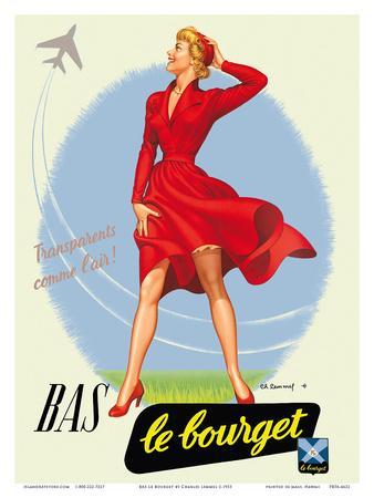 BAS Le Bourget Paris - Stockings Hosiery
